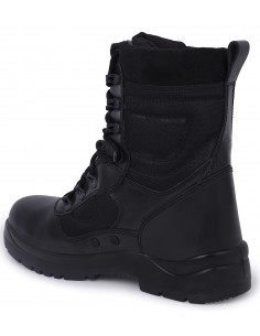 Allen Cooper Safety Shoe High Ankle 82102 AC-1144, DIP-PU Sole, S.Toe Cap for 200 Joules, ISI Marked for IS:15298 Pt-2