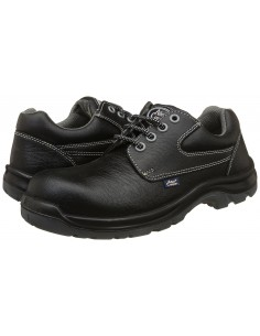 E-Volt Geo Safety Shoe, ISI Marked for IS 15298 Pt-2, Steel Toe Cap for 200 Joules