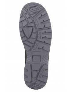 E-VOLT Basalt Safety Shoes, Steel Toe, ISI Marked