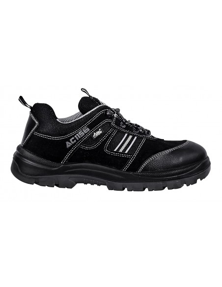 LANCER Toe Power 202LA Safety Shoes, Steel Toe, ISI Marked