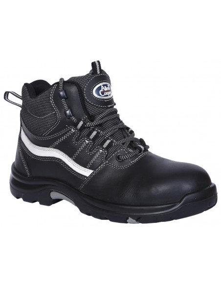 Coogar 82171 Safety Shoe, Steel Toe, ISI Marked
