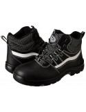 Coogar 82173 Safety Shoe, Steel Toe, ISI Marked